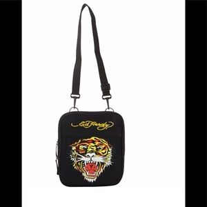 Ed hardy messenger bag